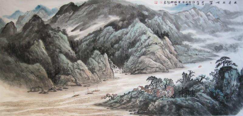 巴舟出峡183-85