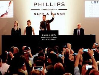 """菲利普斯拍卖行""""新生代""""专场:青年艺术家是否确是市场宠儿?"""