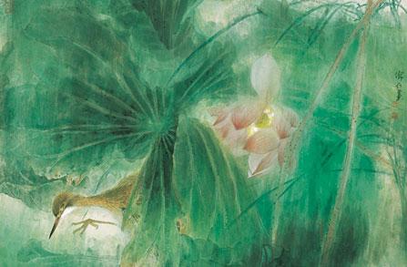 诗意工笔 以心造境——张伟民花鸟画展亮相北京画院美术馆