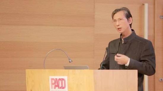 中国城市规划设计研究院院长,教授级高级城市杨保军发言